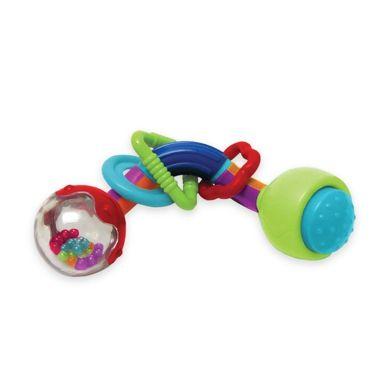 MANHATTAN Baby Twisty Time Rattle cena od 0 Kč