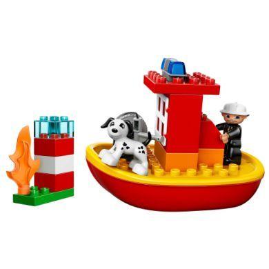 Lego DUPLO Hasičský člun 10591 cena od 395 Kč