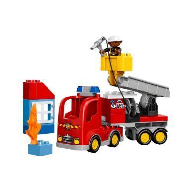 Lego DUPLO Hasičské auto 10592