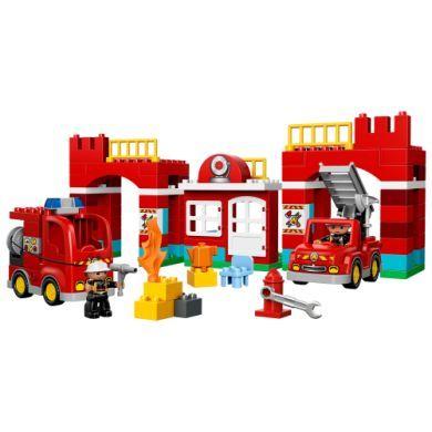 Lego DUPLO Hasičská stanice 10593