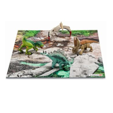 SCHLEICH Mini dinosauří sada 2 42213 cena od 329 Kč