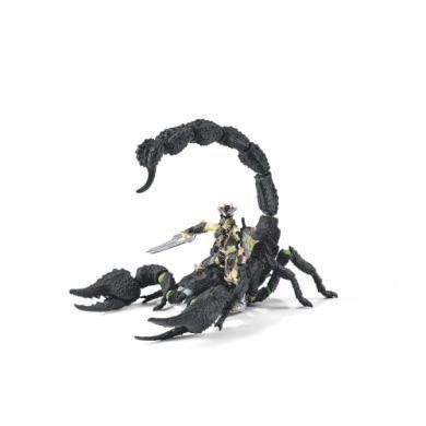 SCHLEICH Bojovník na škorpionovi 70124 cena od 699 Kč