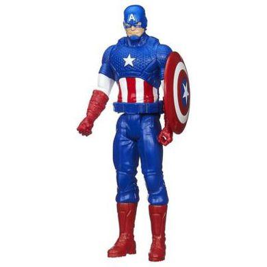 HASBRO The Avengers Age of Ultron Electronic Figur Kapitán America cena od 700 Kč