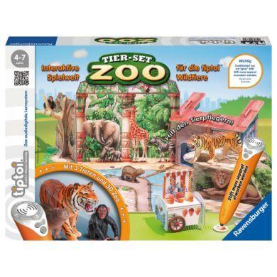 RAVENSBURGER tiptoi Zvířecí sada Zoo cena od 818 Kč