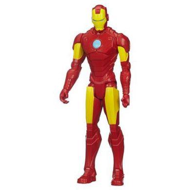HASBRO The Avengers Age of Ultron Electronic Figur Iron Man cena od 685 Kč