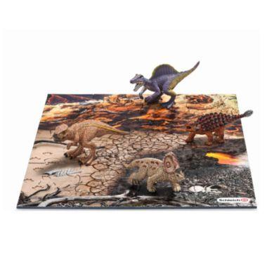 SCHLEICH Mini dinosauří sada 1 42212 cena od 347 Kč