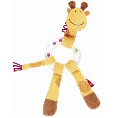 SIGIKID Chrastítko žirafa cena od 409 Kč