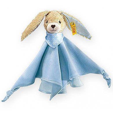 STEIFF šátek na mazlení zajíc 28 cm cena od 659 Kč