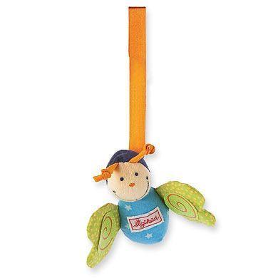 SIGIKID Baby Přívěsek s chrastítkem včelka cena od 245 Kč