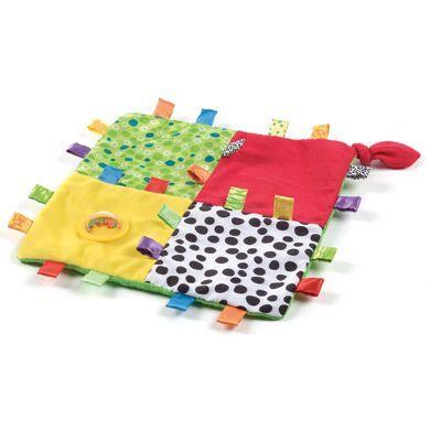 Rotho Babydesign PLAYGRO Toybox Ručníček Loopy Loops