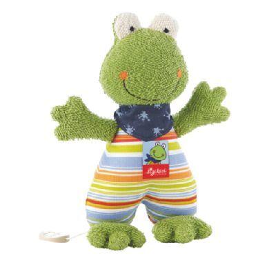 SIGIKID Hrací hračka žabka Fortis cena od 785 Kč