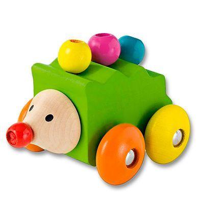 SELECTA Tahací hračka Piet Pieks cena od 306 Kč