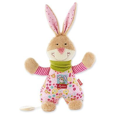 SIGIKID Hrací zajíc Bungee Bunny cena od 735 Kč