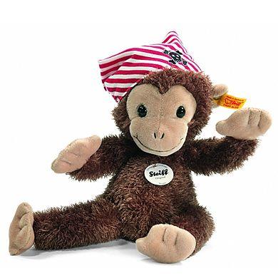 STEIFF Opice Scotty hnědá 28 cm cena od 939 Kč
