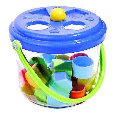 SPIELSTABIL Dětský box s 16 formičkami cena od 417 Kč
