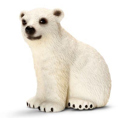 SCHLEICH Mládě ledního medvěda cena od 79 Kč