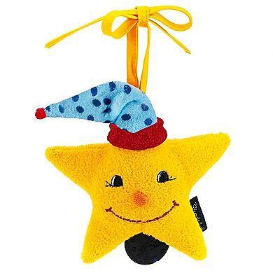 STERNTALER Natahovací hračka hvězdička cena od 325 Kč