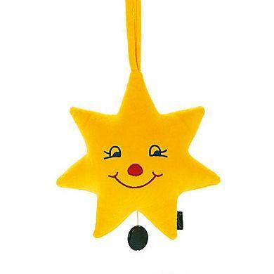 STERNTALER Hrací hračka hvězda