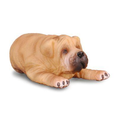 CollectA Psi a kočky Šarpej štěně cena od 45 Kč