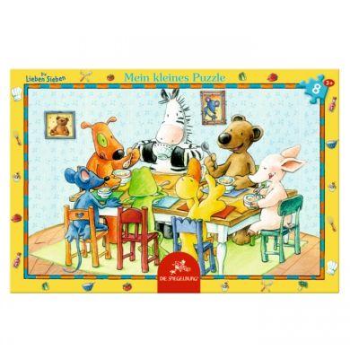 Coppenrath Verlag Malé puzzle v rámečku dobrou chuť! cena od 0 Kč
