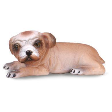 CollectA Psi a kočky Buldok, štěně cena od 0 Kč