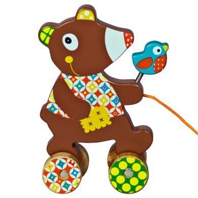 EBULOBO Woodours Lesní medvědi tahací cena od 349 Kč