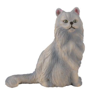 CollectA Psi a kočky Perská kočka sedící cena od 45 Kč