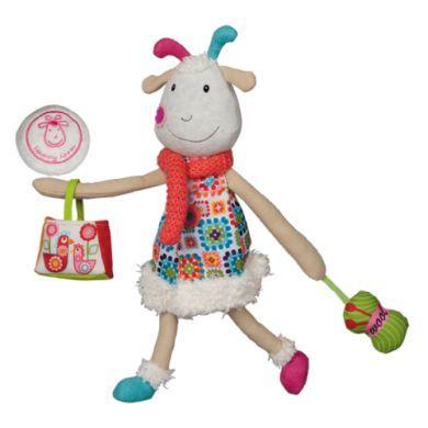 EBULOBO Happy Farm Aktivní Huquette-Huguette koza cena od 761 Kč