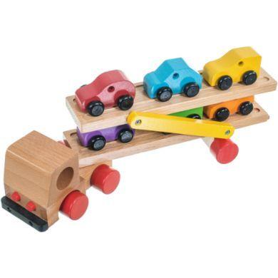 BIECO Přeprava aut se 6 auty