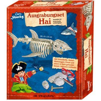 Coppenrath Verlag Vykopávková sada se žralokem cena od 360 Kč