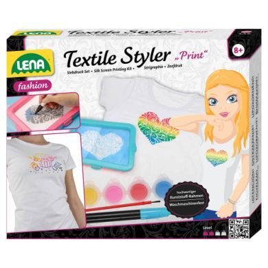LENA Potisk na textil cena od 310 Kč