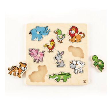 HAPE Vkládací puzzle zvířátka cena od 0 Kč
