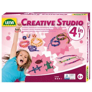 LENA Creativní studio 4v1 cena od 380 Kč