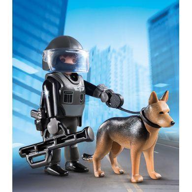 Playmobil Policista se psem cena od 75 Kč