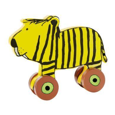 BELUGA Janosch Tahací hračka tygr cena od 258 Kč