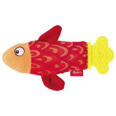 SIGIKID Chrastítko s kousátkem rybička cena od 0 Kč