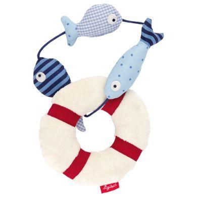 SIGIKID Chrastítko rybička Toy Ahoi! cena od 355 Kč