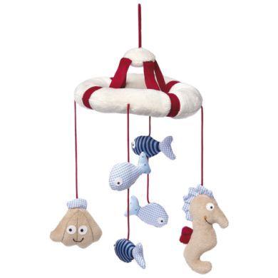 SIGIKID Kolotoč rybičky Toy ahoi! cena od 682 Kč