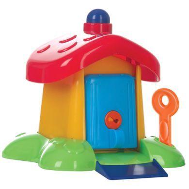 GOWI Speed Buggy domek s autíčkem cena od 310 Kč