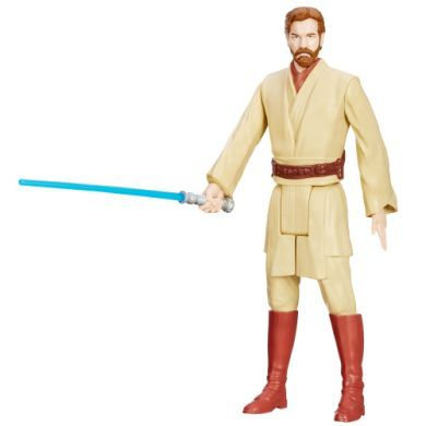HASBRO Star Wars™ Ultimate Figurky Obi-Wan Kenobi 30 cm cena od 315 Kč