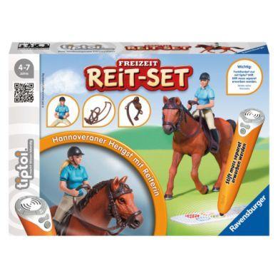 RAVENSBURGER tiptoi Jezdectví 00741 cena od 436 Kč
