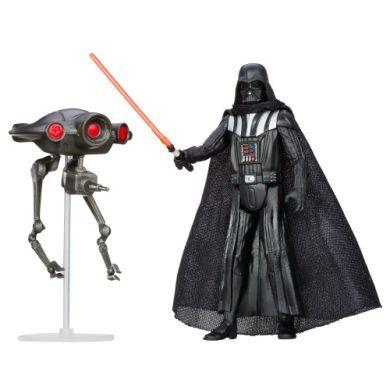 HASBRO Star Wars™ Mission Series figurky Darth Vader a Seeker Droid cena od 0 Kč