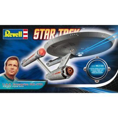 REVELL Bundle USS Enterprise a D7 Klingonen cena od 800 Kč