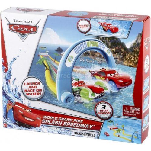 Mattel Cars hrací sada do koupele