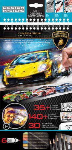 Wooky Lamborghini portfolio + pastelky cena od 106 Kč