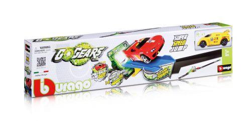 Bburago GOGEARS TRACK SET+1 AUTO cena od 0 Kč