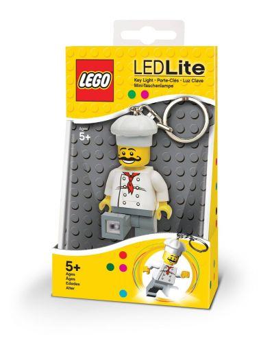 LEGO CITY Klíčenka šéfkuchař cena od 119 Kč