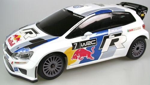 NIKKO Volkswagen Polo WRC Red Bull