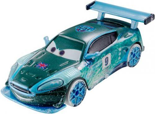 Mattel Cars Auta Závody na ledě Jeff Gorvette