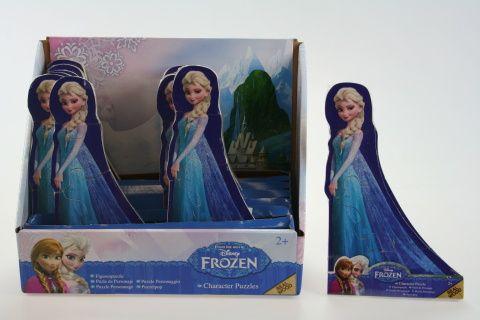 Lamps Frozen Elsa dřevěné puzzle cena od 0 Kč